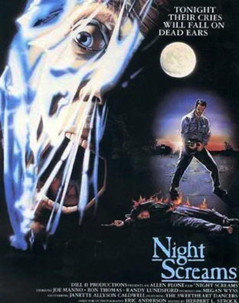 Night Screams movie poster