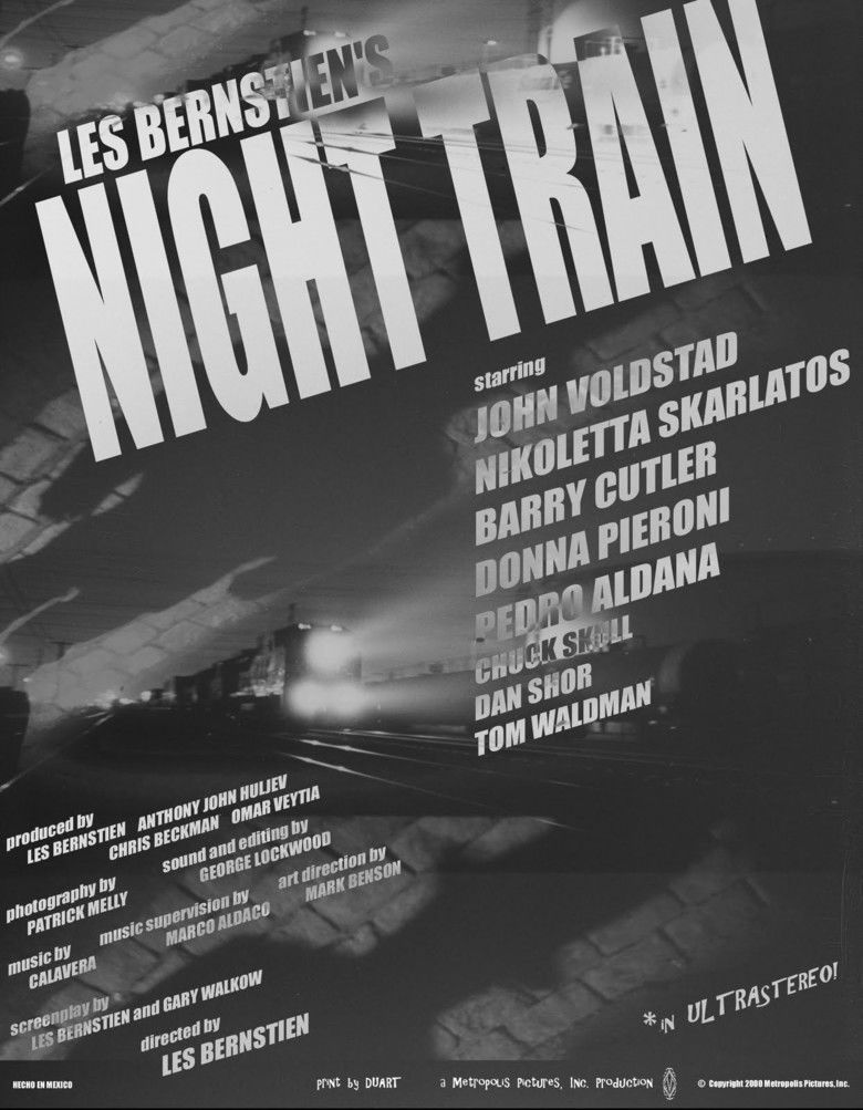 Night Train (1999 film) movie poster
