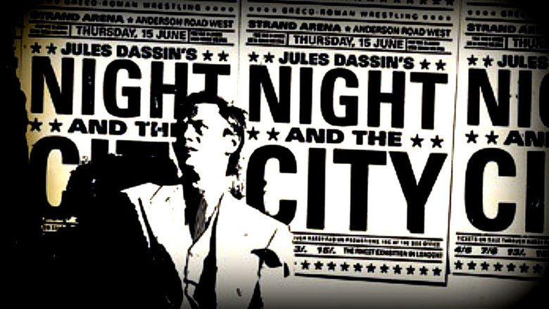 Night and the City movie scenes