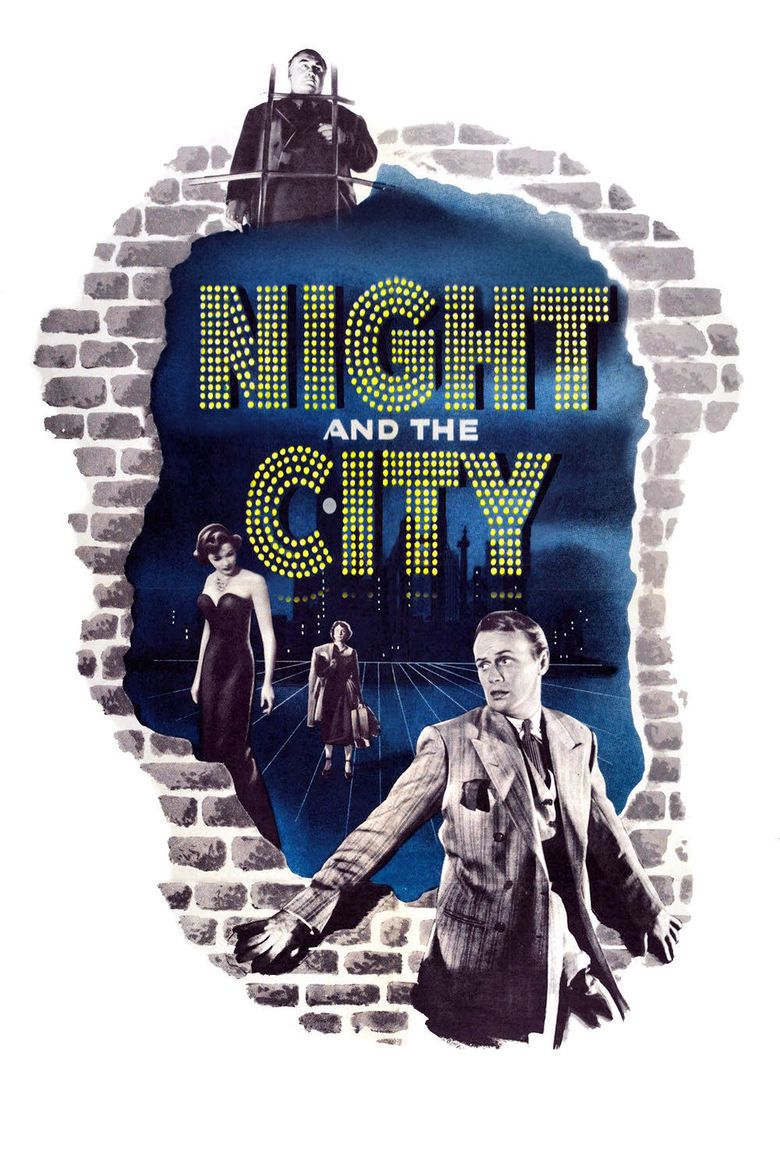 Night and the City movie poster