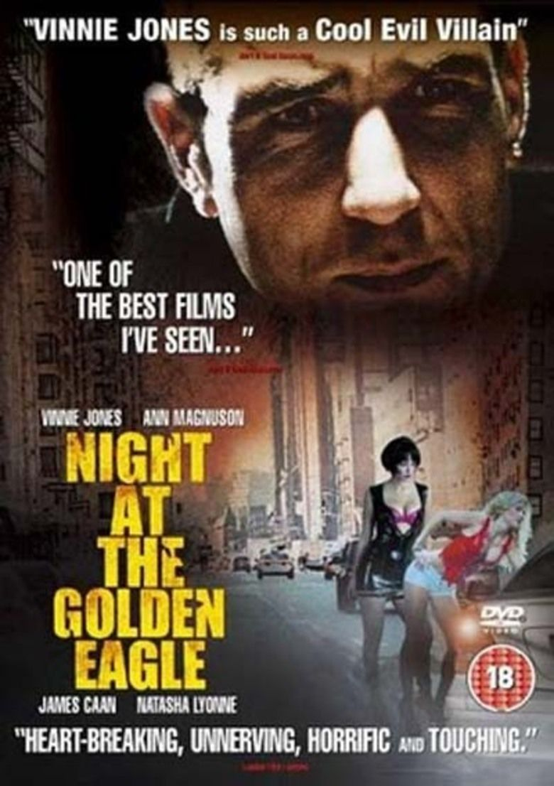 Night at the Golden Eagle movie poster