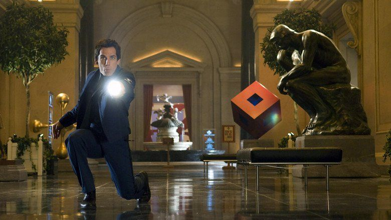 Night at the Museum: Battle of the Smithsonian movie scenes