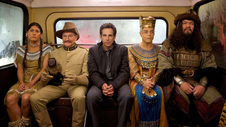 Night at the Museum: Secret of the Tomb movie scenes