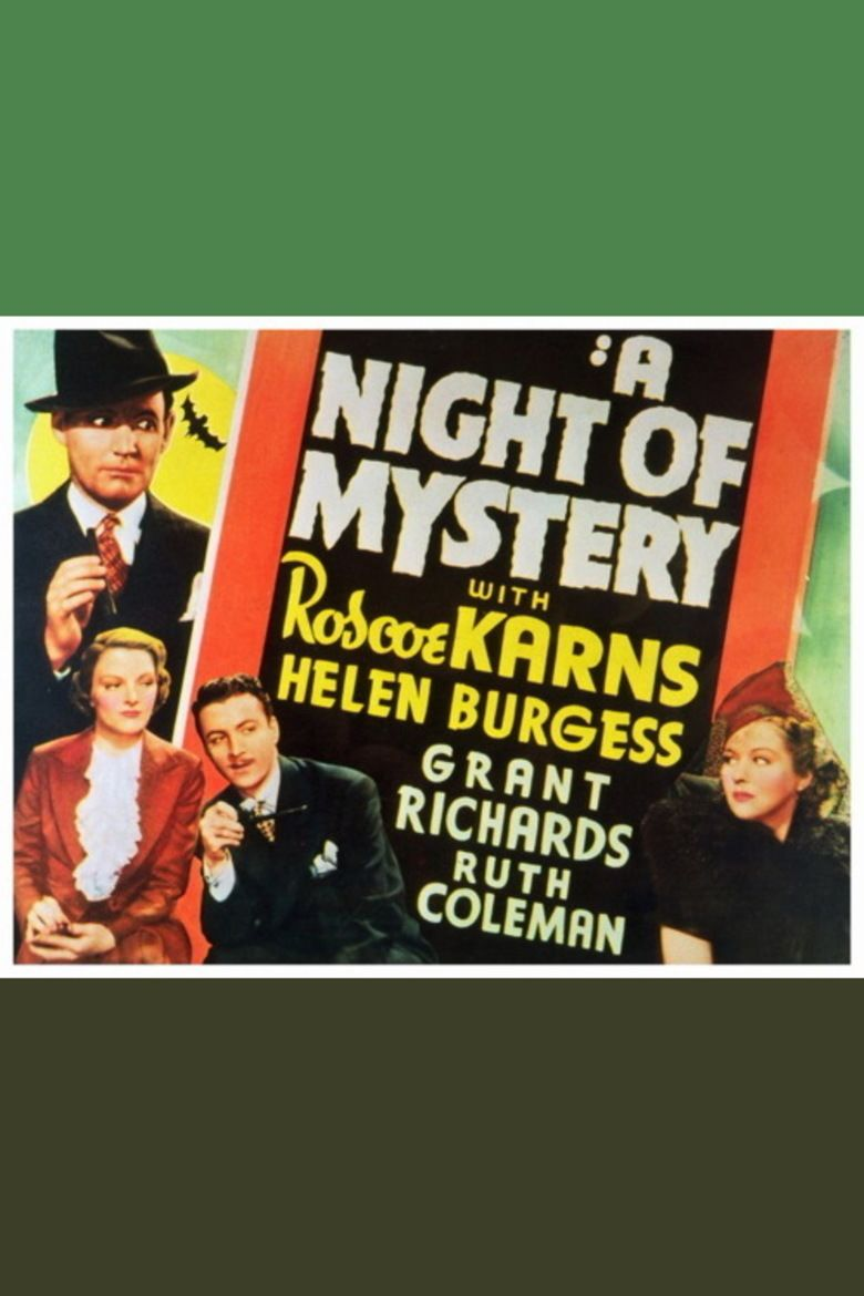 Night of Mystery movie poster