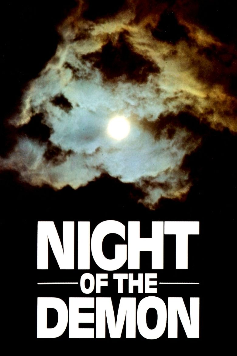 Night of the Demon (1980 film) movie poster