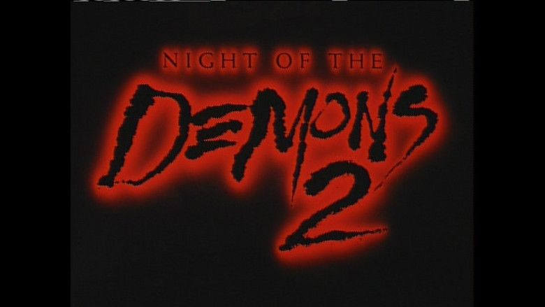 Night of the Demons 2 movie scenes