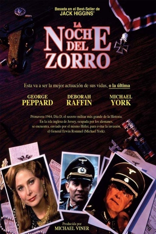 Night of the Fox movie poster