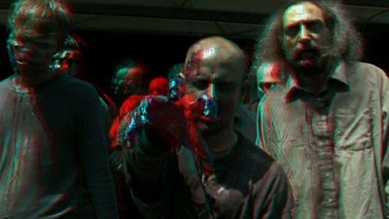 Night of the Living Dead 3D movie scenes
