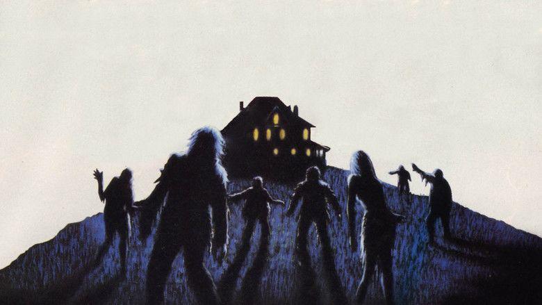 Night of the Living Dead movie scenes
