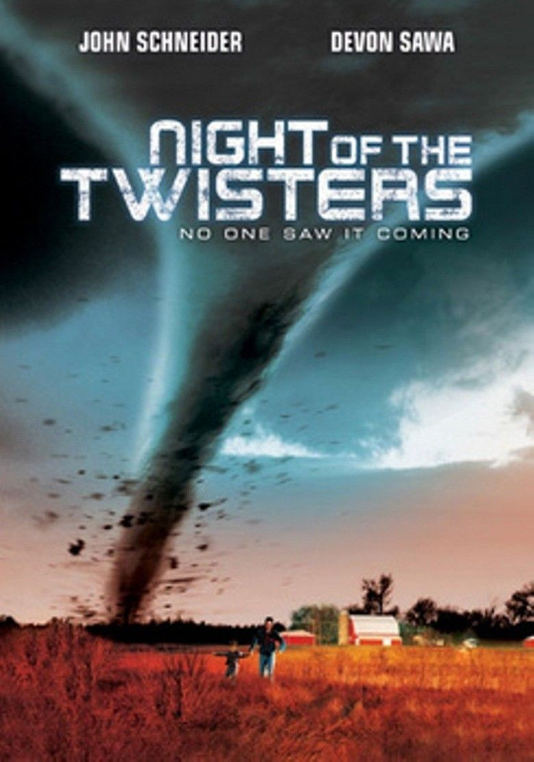 Night of the Twisters movie poster