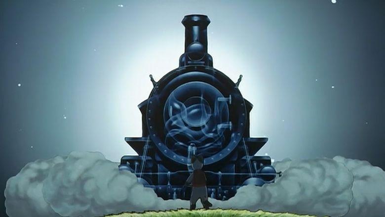 Night on the Galactic Railroad movie scenes