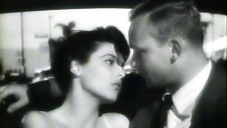 Nightfall (1957 film) movie scenes