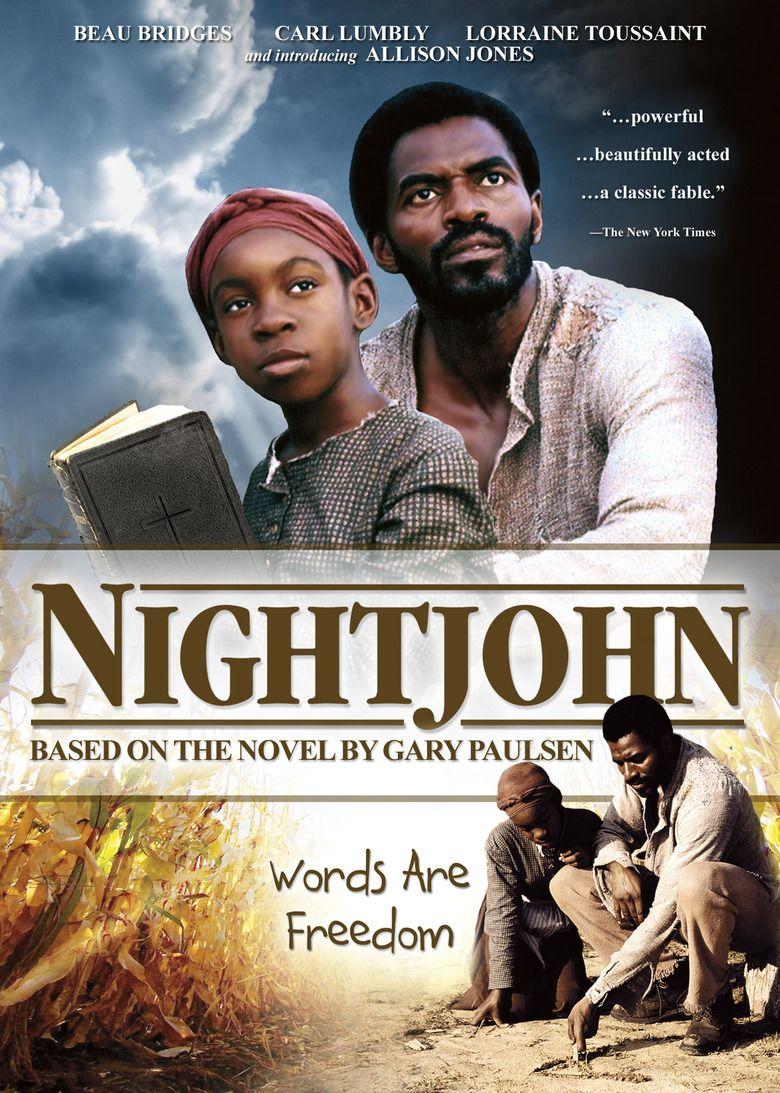 Nightjohn (film) movie poster
