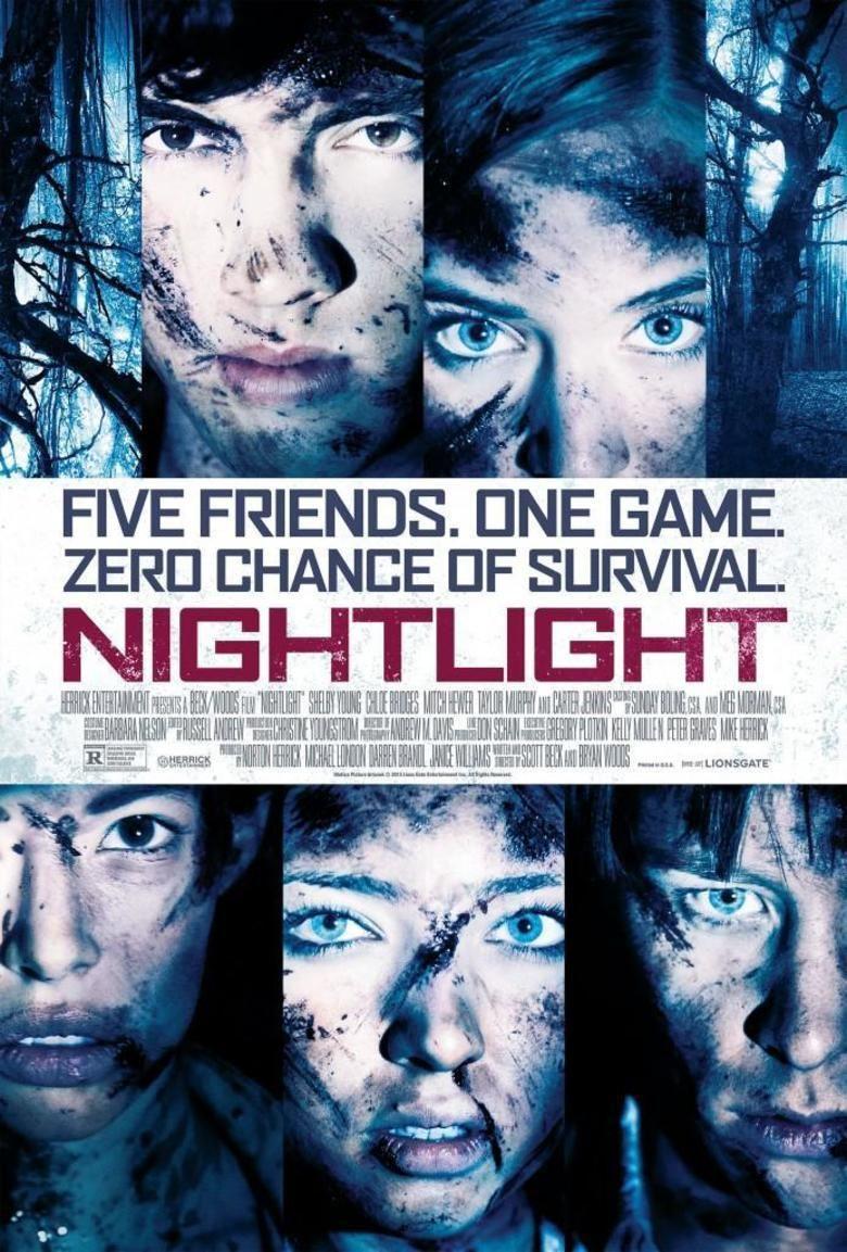 Nightlight (2015 film) movie poster