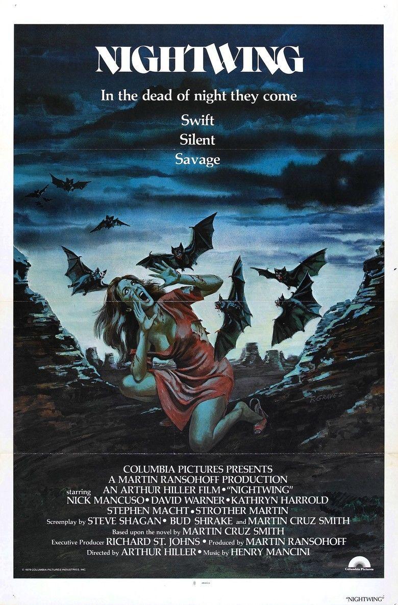 Nightwing (film) movie poster