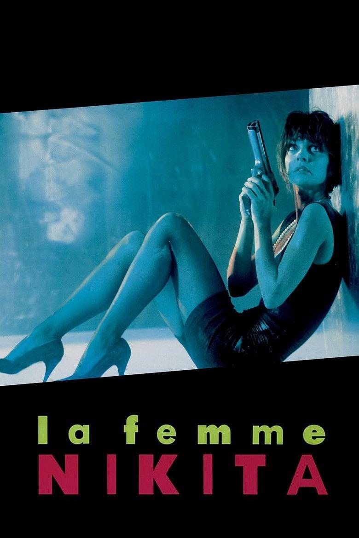Nikita (film) movie poster
