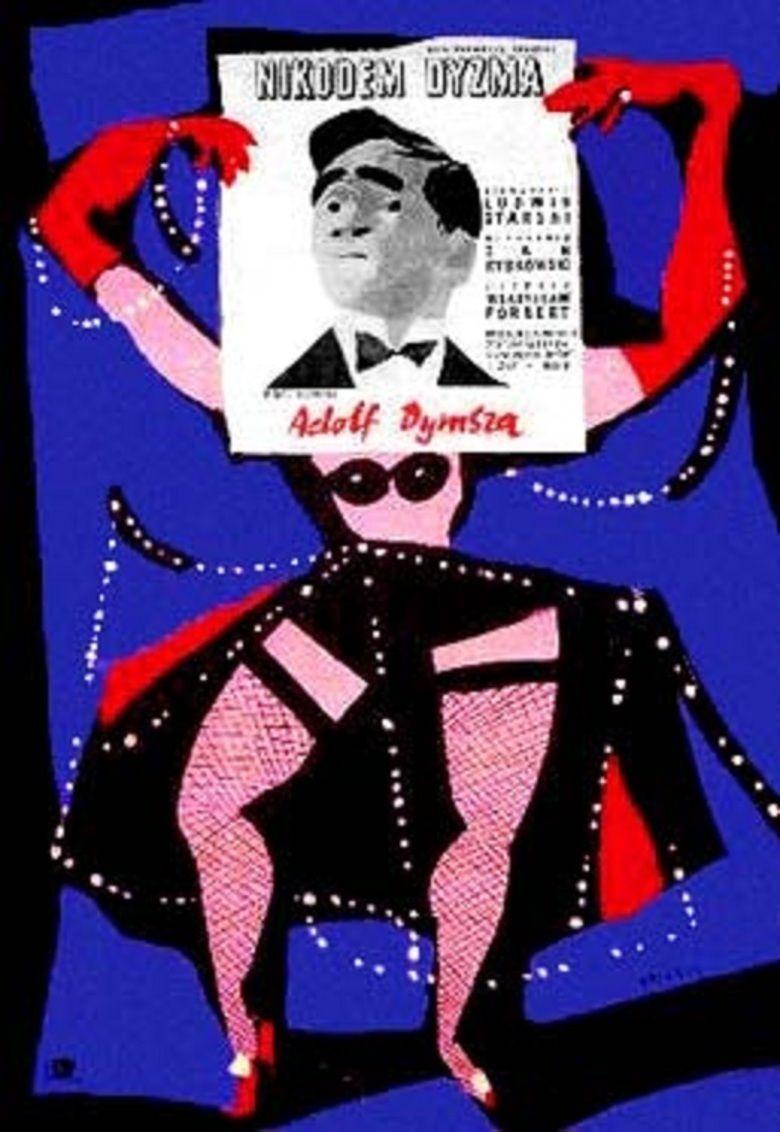 Nikodem Dyzma (film) movie poster