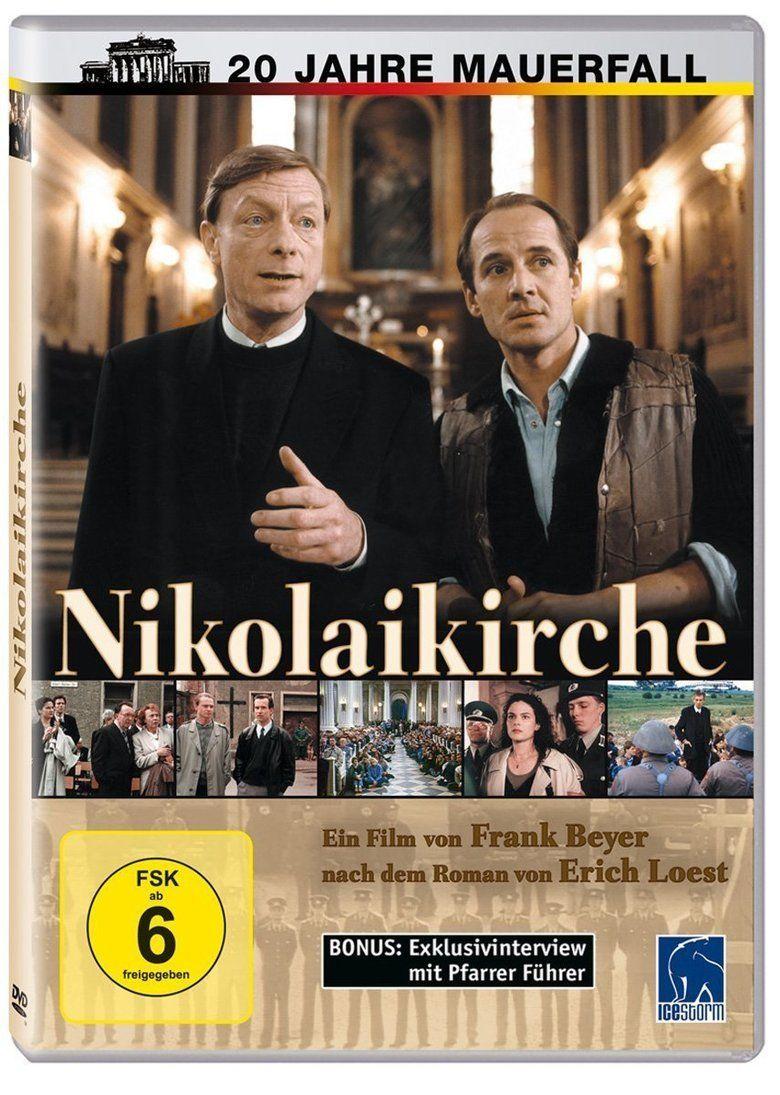 Nikolaikirche (film) movie poster