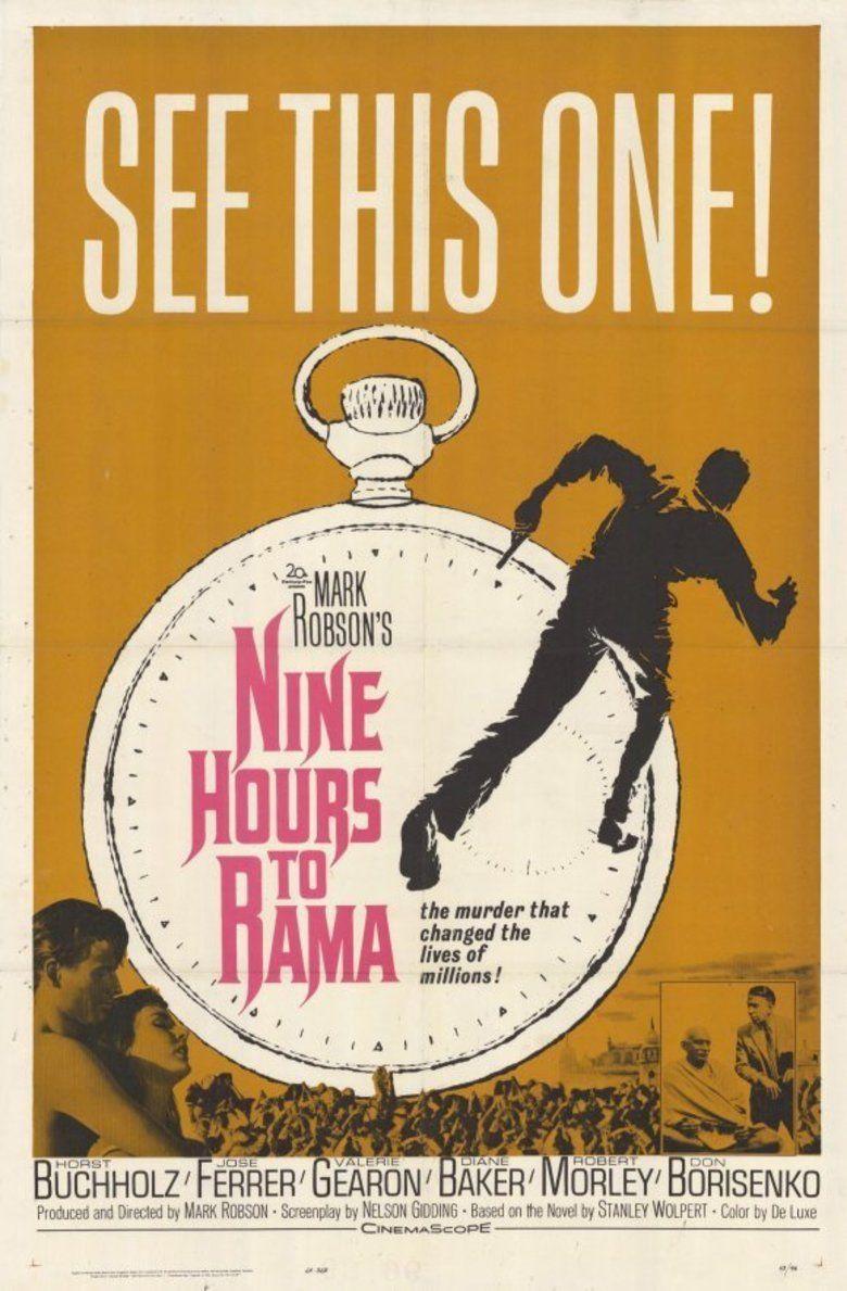 Nine Hours to Rama movie poster