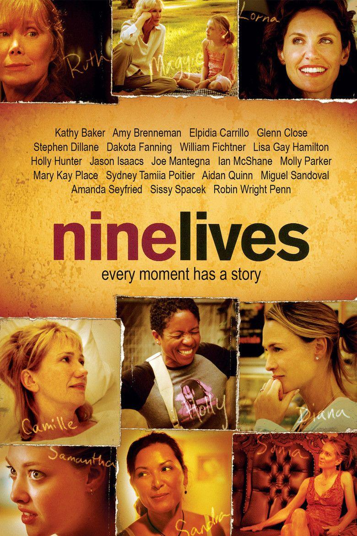 Nine Lives (2005 film) movie poster