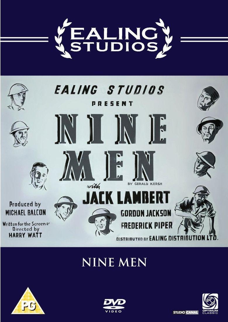 Nine Men Film Alchetron The Free Social Encyclopedia