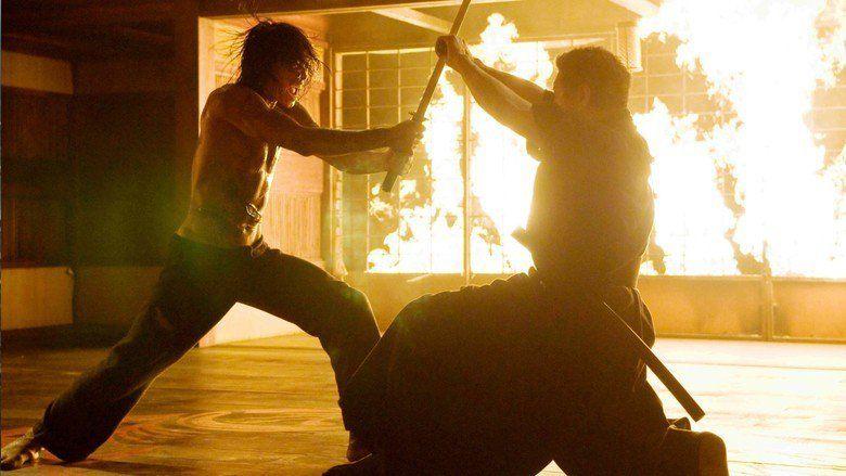 Ninja Assassin movie scenes