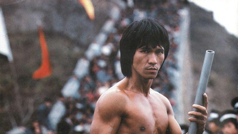 Ninja Over the Great Wall movie scenes