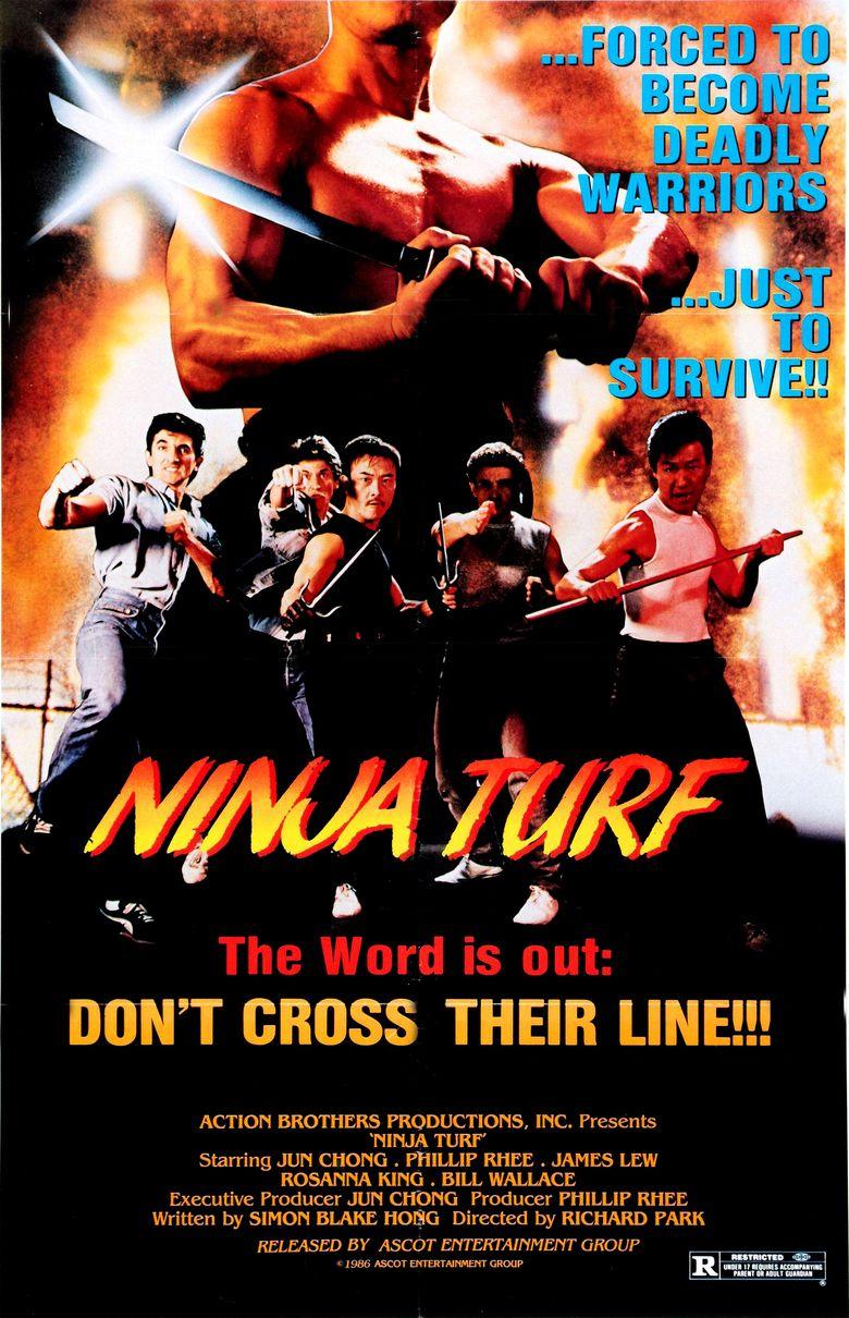Ninja Turf movie poster