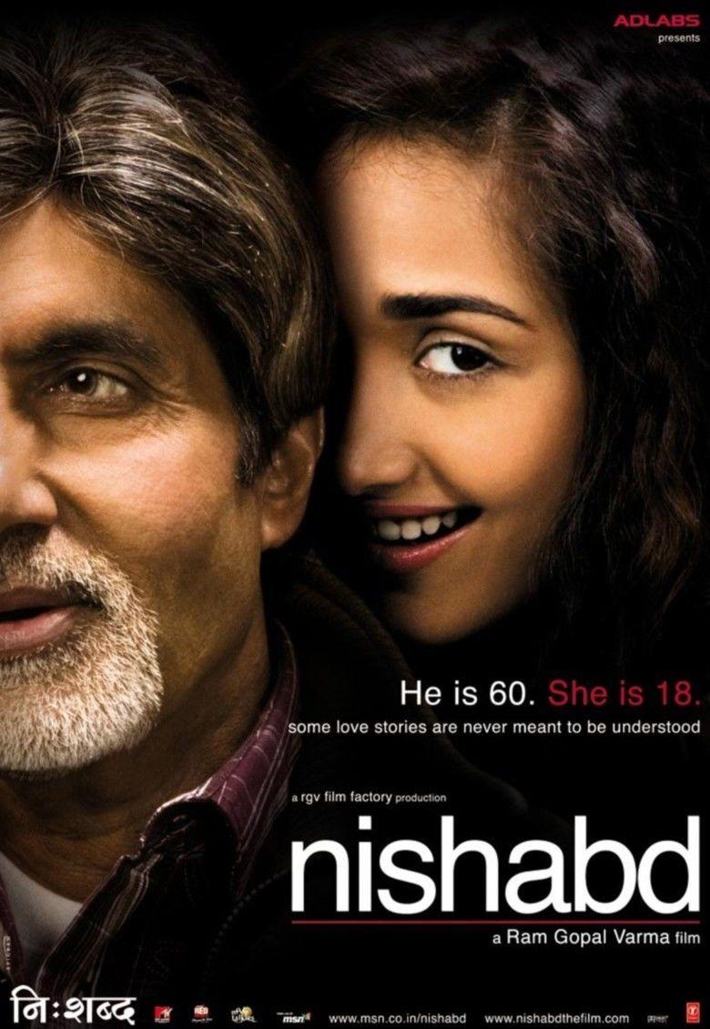 Nishabd movie poster