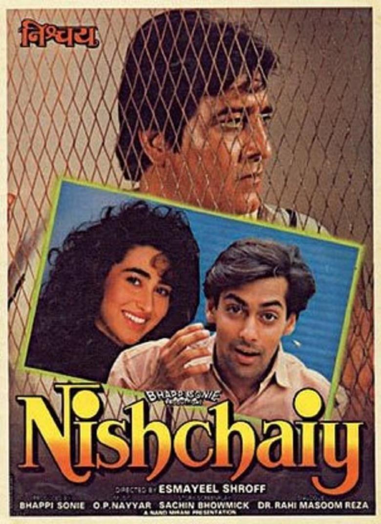 Nishchaiy movie poster
