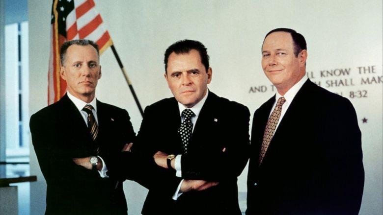 Nixon (film) movie scenes