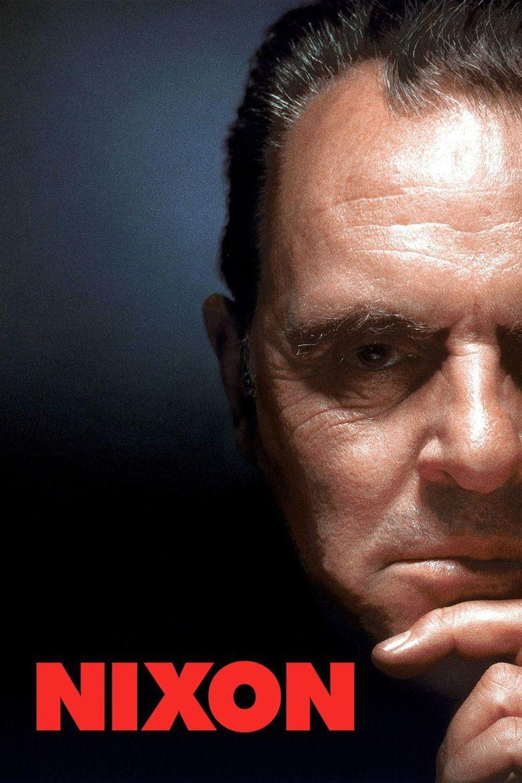 Nixon (film) movie poster