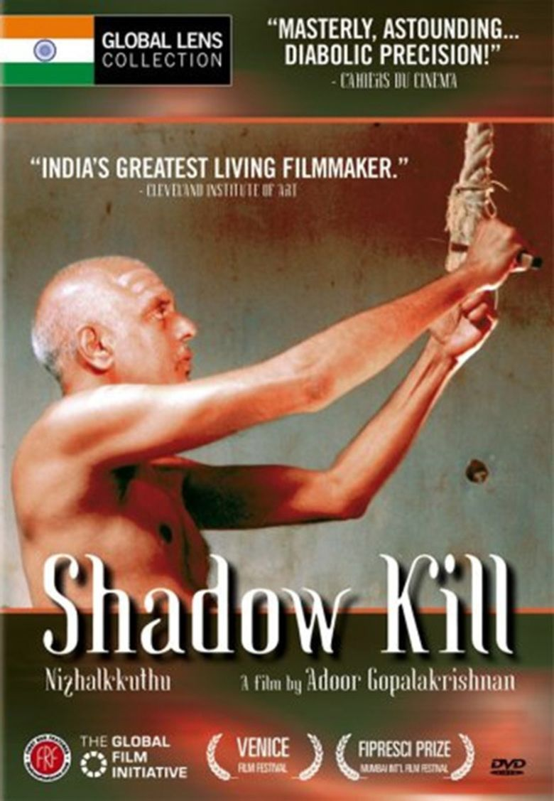 Nizhalkuthu movie poster