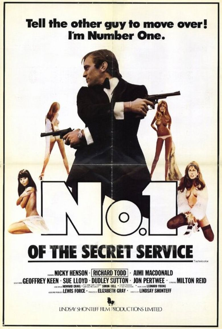 No 1 of the Secret Service movie poster