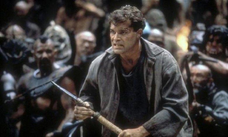 No Escape (1994 film) movie scenes