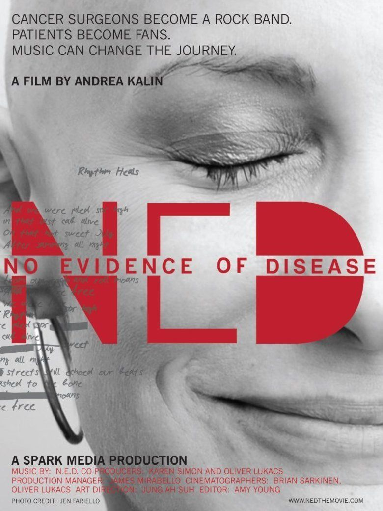 No Evidence of Disease movie poster