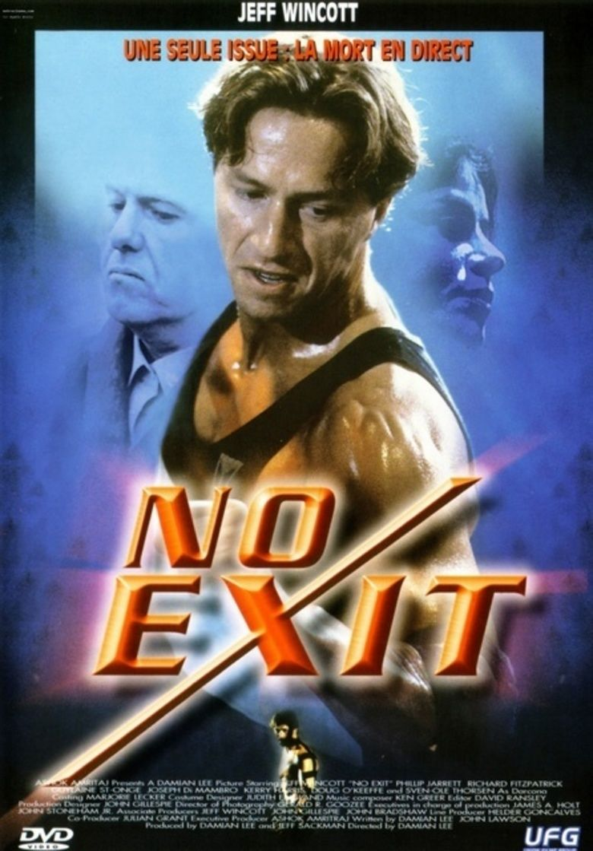 No Exit (1995 film) movie poster