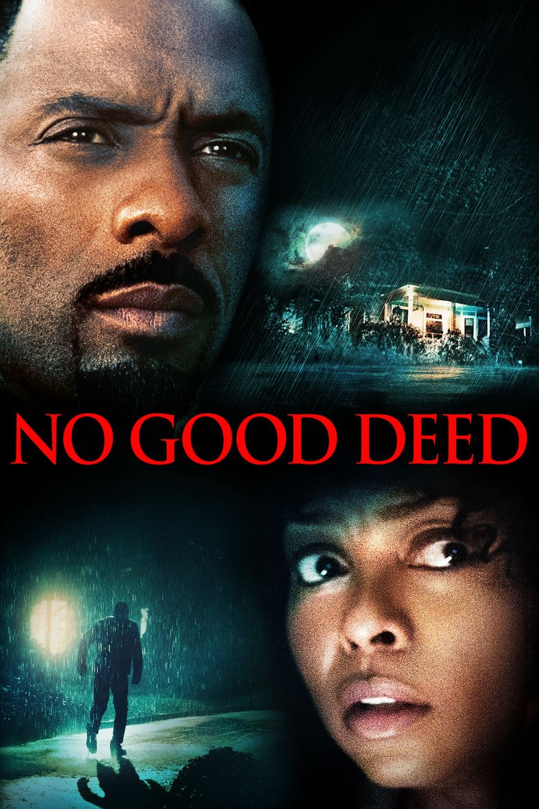 No Good Deed (2014 film) movie poster