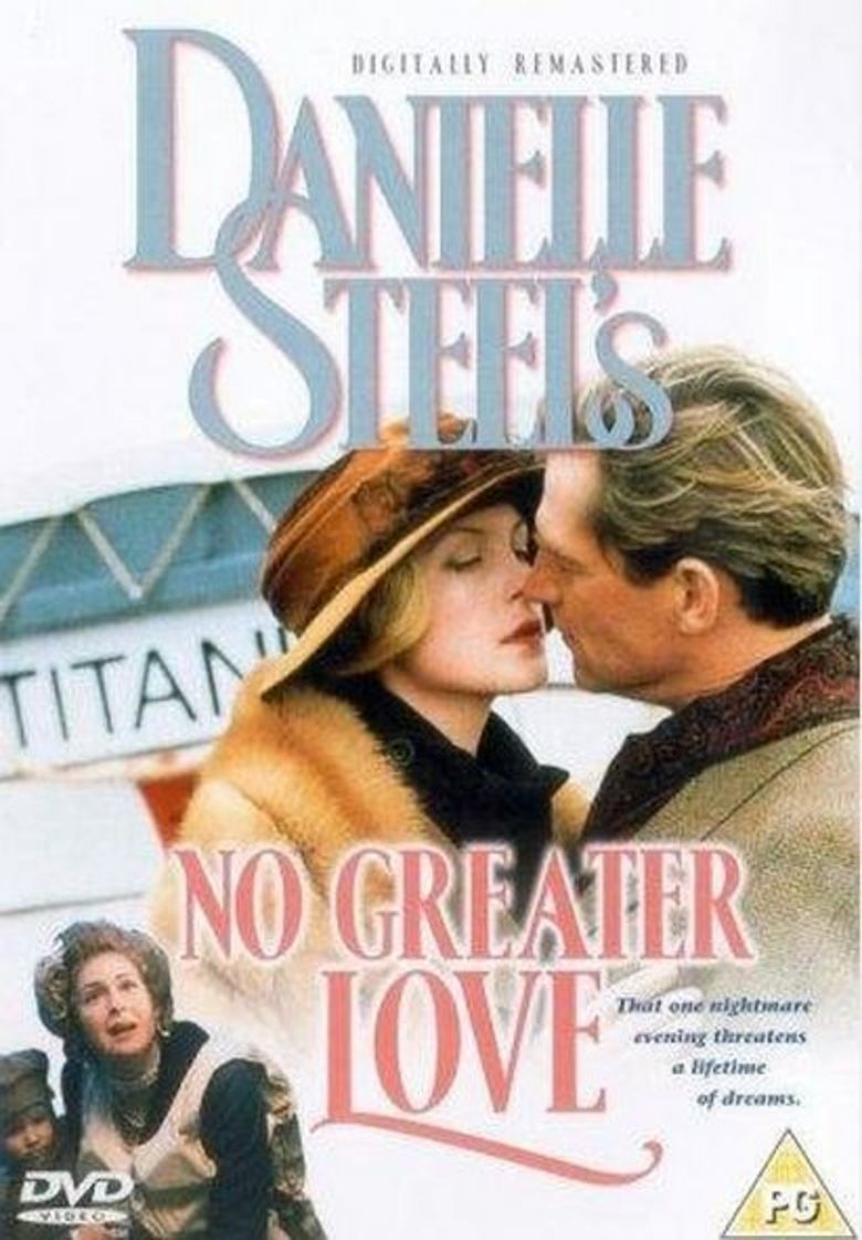 No Greater Love (1996 film) movie poster