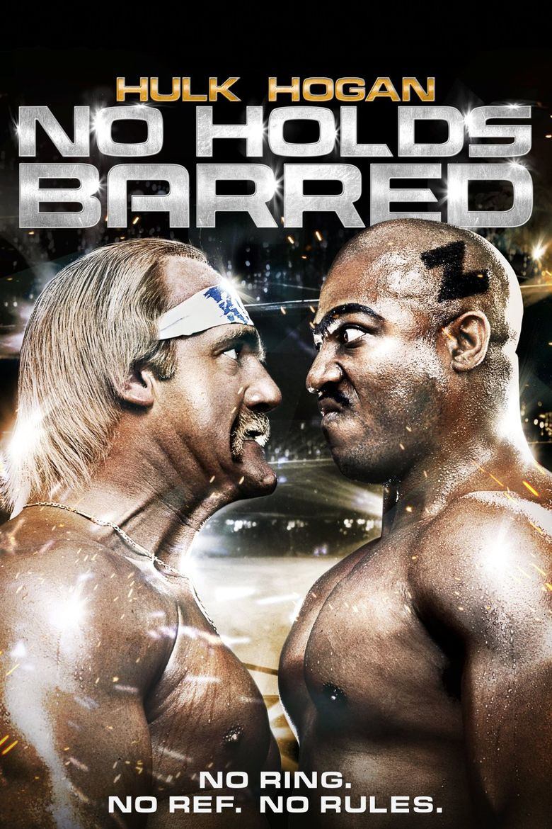 No Holds Barred (1989 film) movie poster