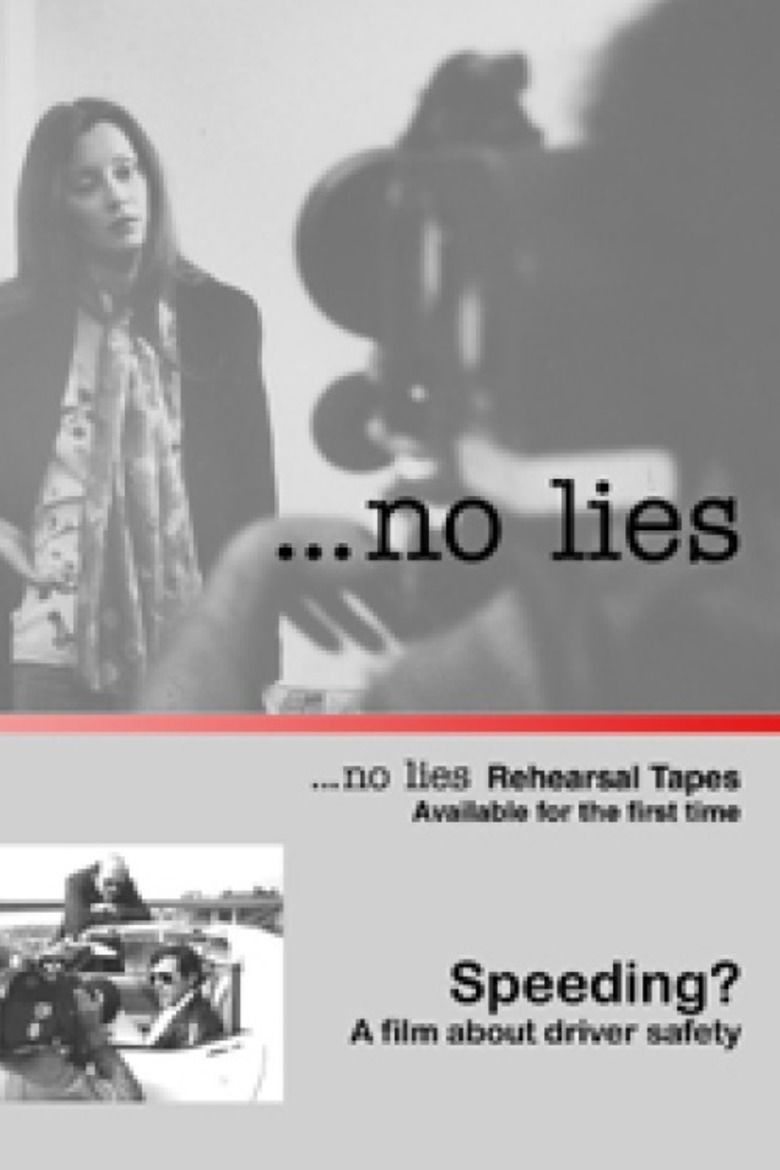 No Lies movie poster