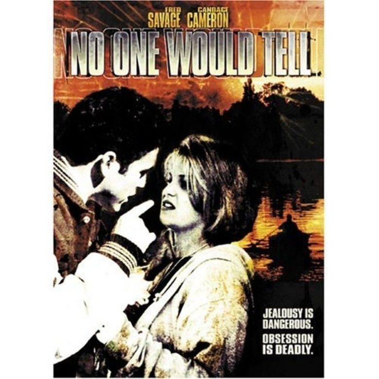 No One Would Tell movie poster