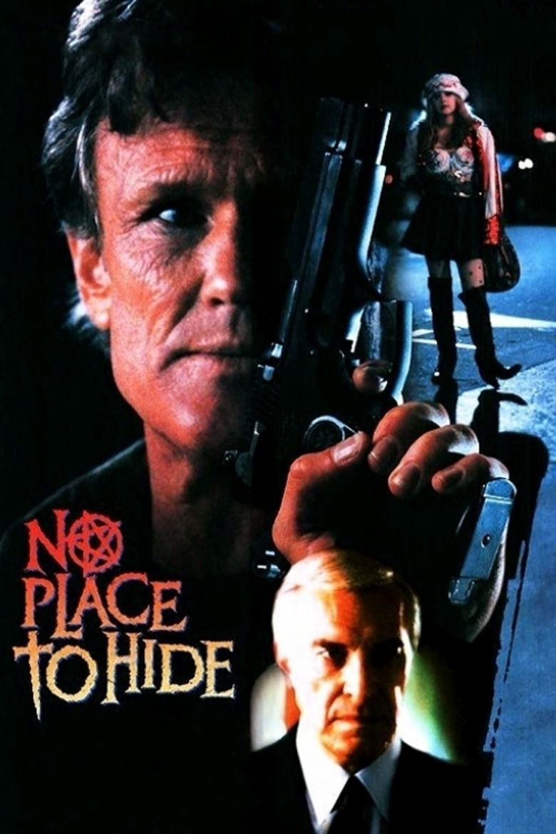 No Place to Hide (1993 film) movie poster