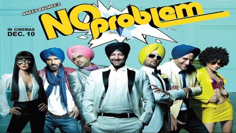 No Problem (2010 film) movie scenes