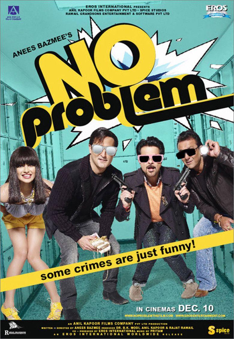 No Problem (2010 film) movie poster