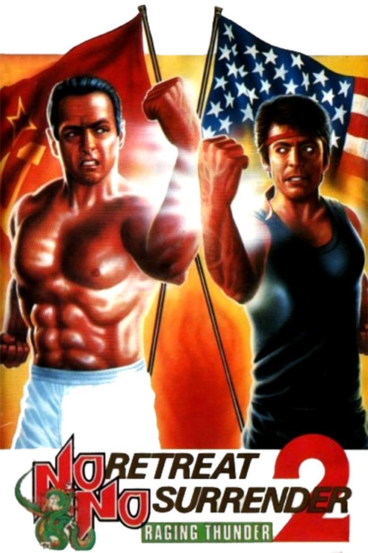 No Retreat, No Surrender 2 movie poster