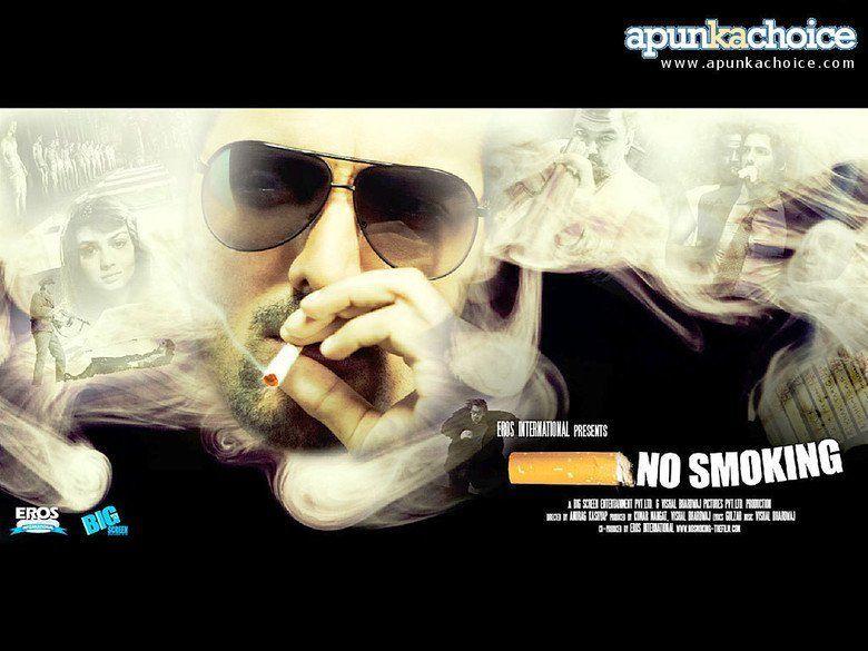 No Smoking (2007 film) movie scenes