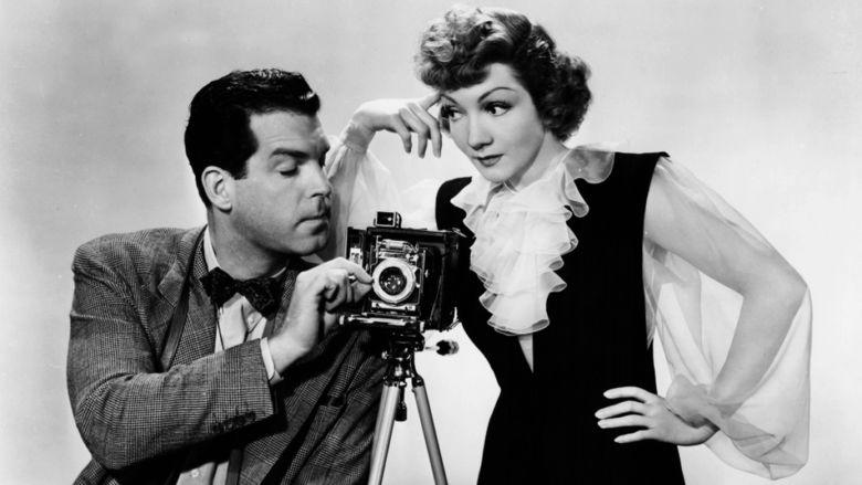 No Time for Love (1943 film) movie scenes