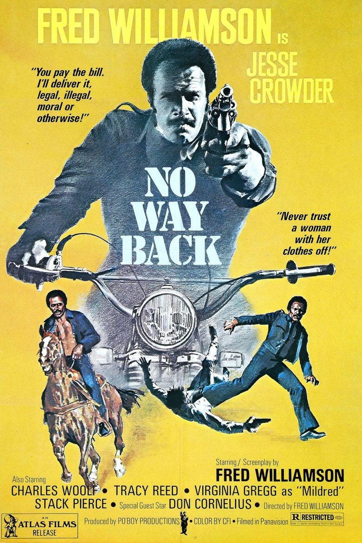 No Way Back (1976 film) movie poster