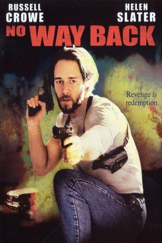 No Way Back (1995 film) movie poster